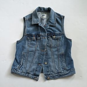 Old Navy Sleeveless Jacket